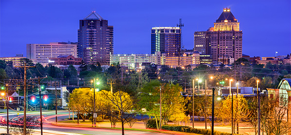 Greensboro, North Carolina, USA